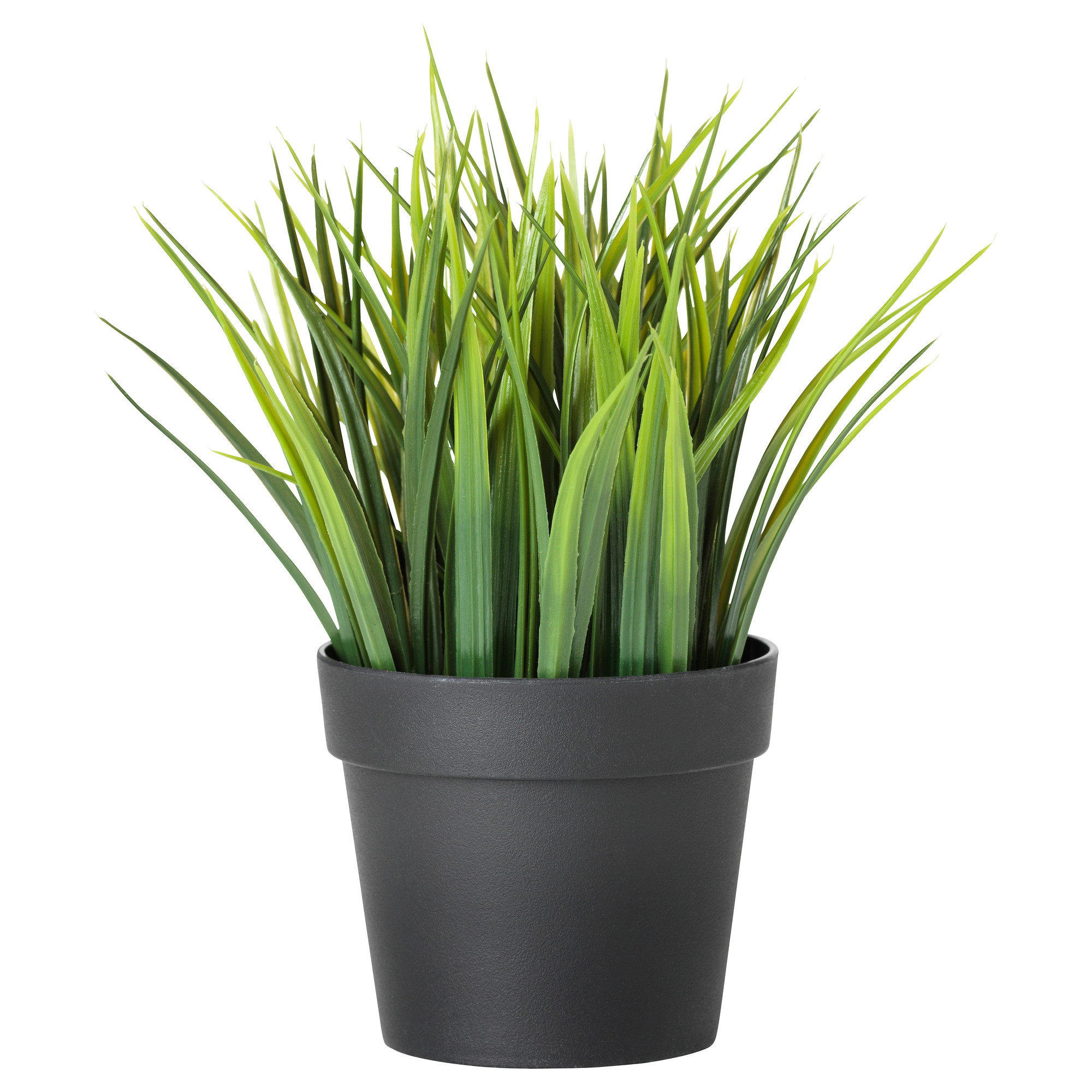 plant pots fejka artificial potted plant, grass height: 7 ¾  BXEPLRU