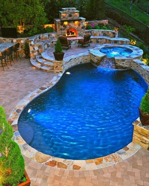 Dapper Up Your Small Backyard with Creative Pool Designs