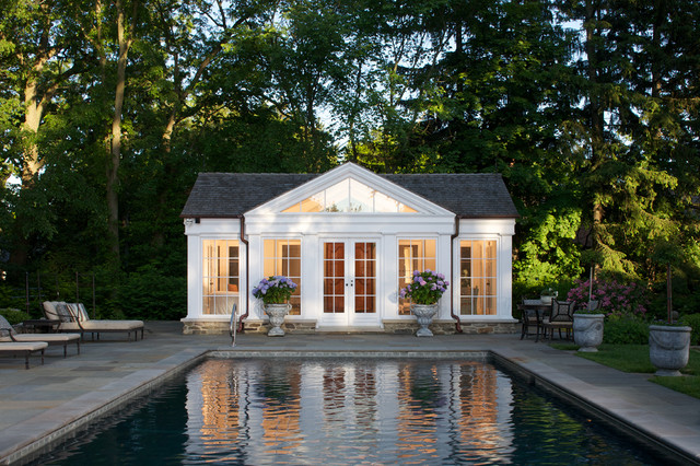 pool house traditional-pool ECEMMXS