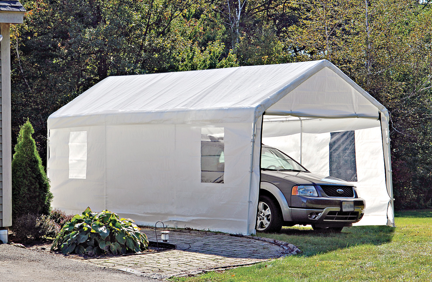 portable garage for cook tent? XIEWIWV