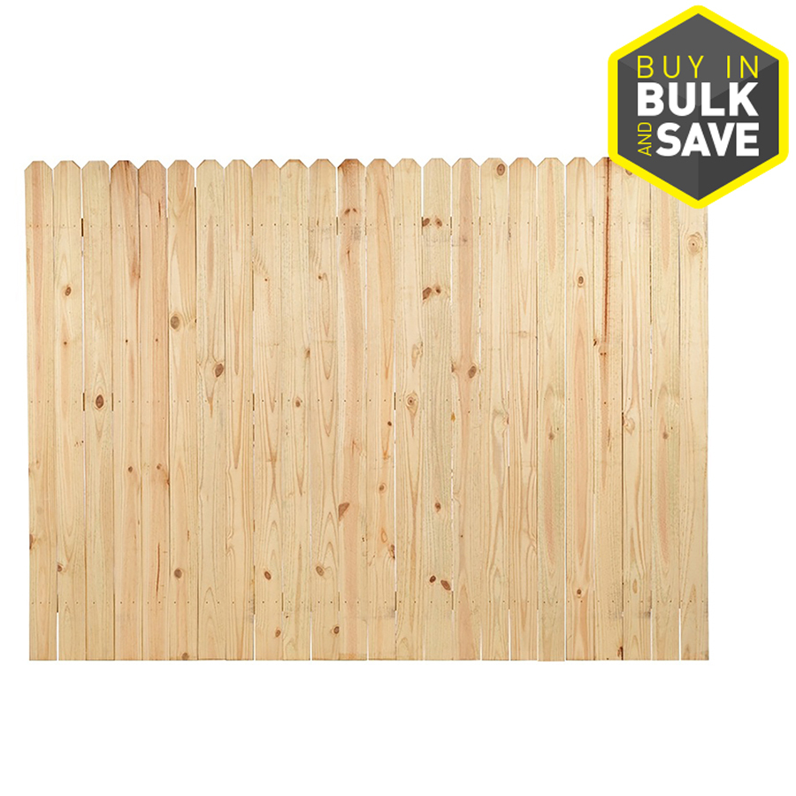 privacy fence severe weather (common: 6-ft x 8-ft; actual: 6 IVQDATG
