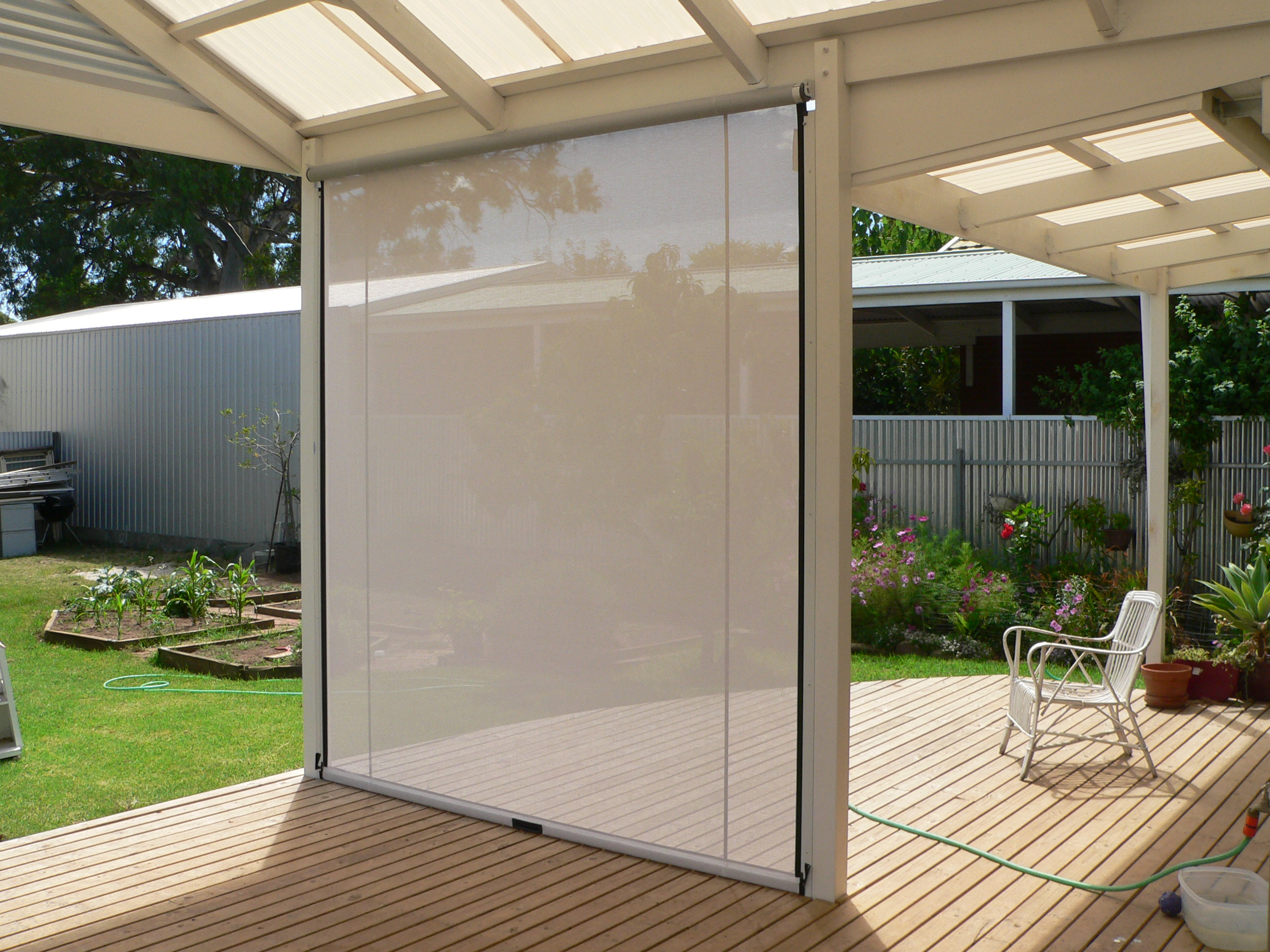privacy is a great concern for outdoor blinds JUXMQNZ