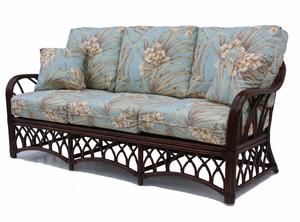 rattan sofa - naples NAQJITV