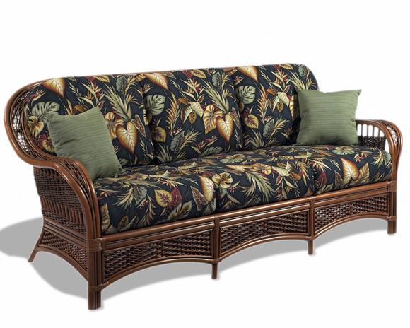 rattan sofa - tigre bay SMVAFTZ