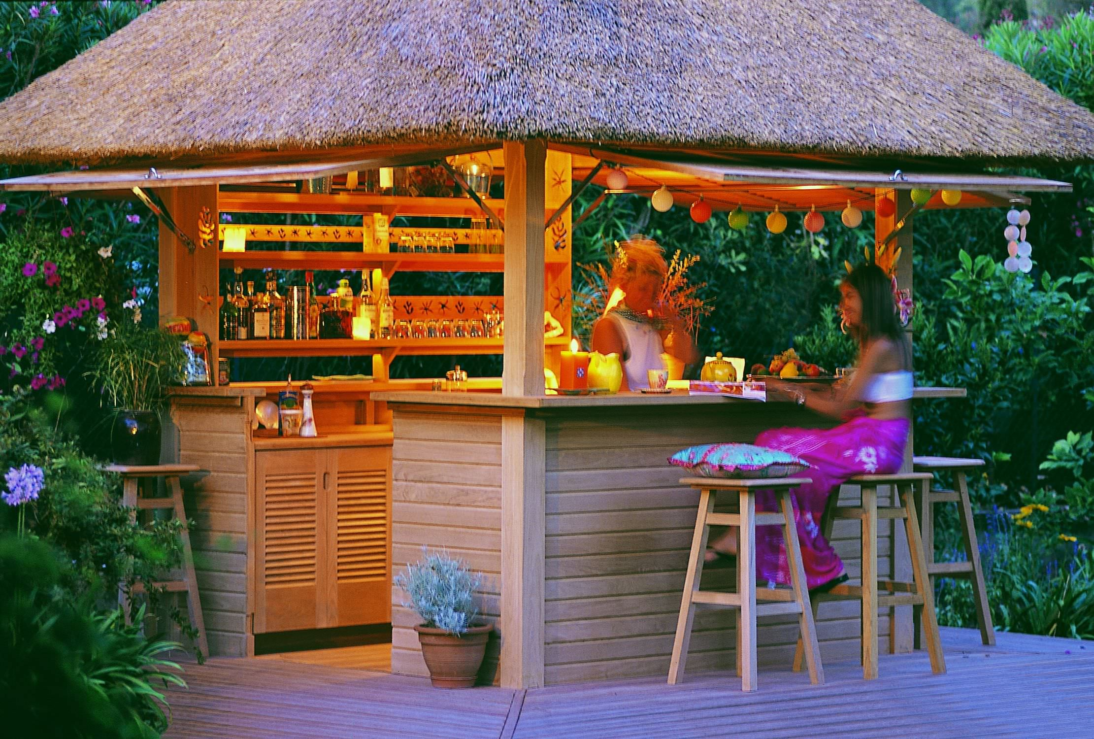 residential garden bar - pirateu0027s tavern PJUMVER