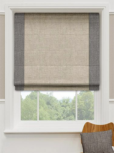 roman blinds linen chic roman blind NRRRSDU