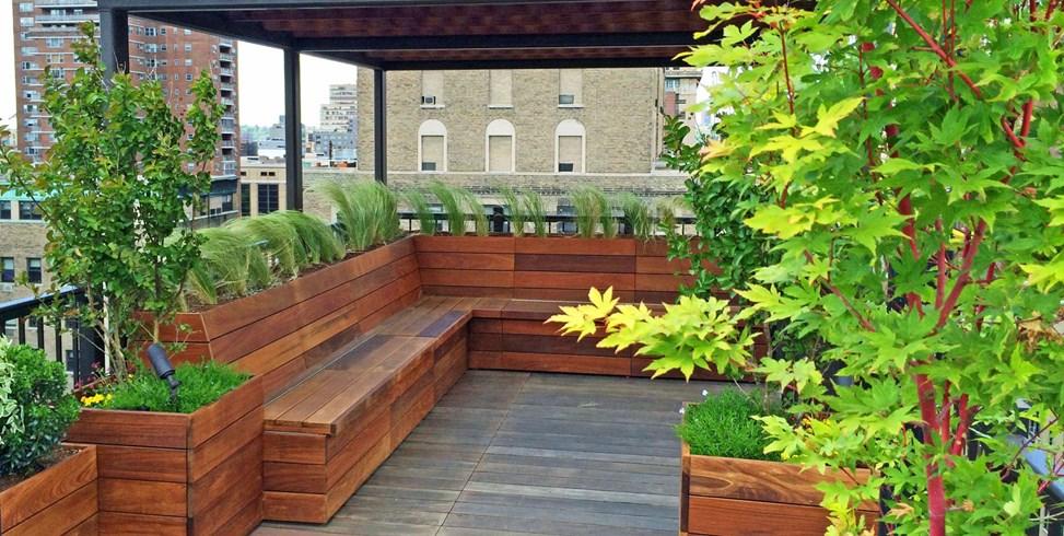 Roof Garden Ideas