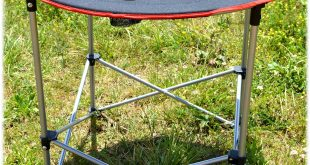 round folding camping table - 35900 JQKDPAH