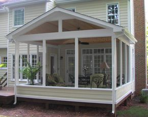 screened in porch ideas | porches raleigh | screened in porch builders | screened  porches . QIDJYEU