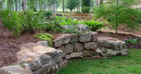 see how landscaping rocks offer a timeless elegance NKQSAEH