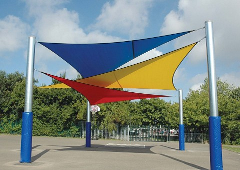 shade sails 9. do choose your color well. SMFQTBR