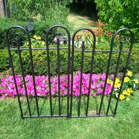 shop garden fencing at lowes.com OEJGBJB