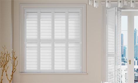 shutter blinds san jose brilliant white thumbnail image KOQBIXE
