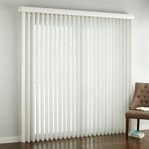 signature smooth vertical blinds 6948 MTENGLV