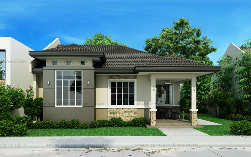 simple house design small-house-design-2015013-view1wm YQWFRYQ