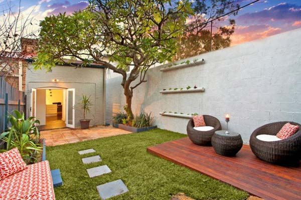 small backyard ideas small-backyard-landscaping-ideas-1 AUXYFPL