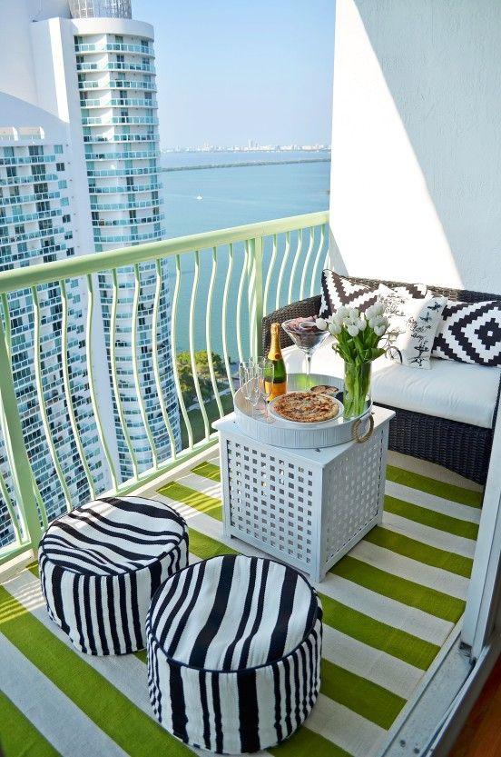 small balcony furniture YFCFTAF