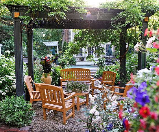 small garden ideas SEBMYON