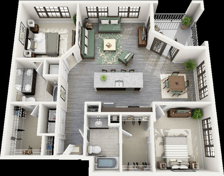 small house design 50 two  XNKKRKN