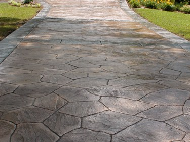 stamped concrete ... ga how to stamp concrete site decorative concrete institute temple, ga RNRGDDJ
