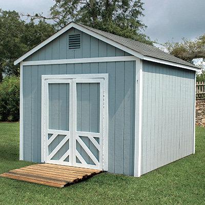 storage sheds wood EMUATXX