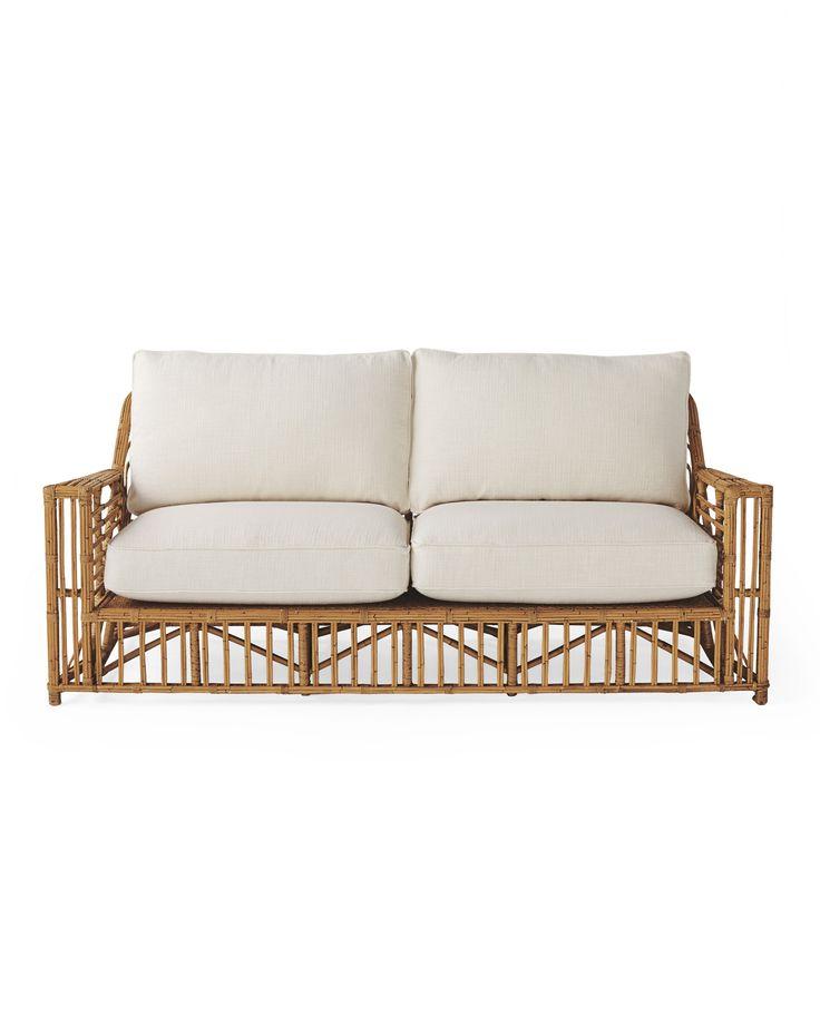sunroom rattan sofa *dimensions* MRPHILN