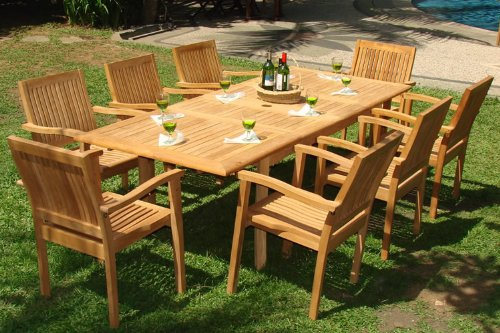 A guide to buying the right teak furniture