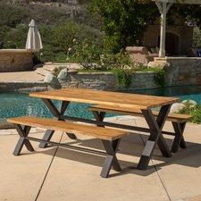 teak furniture teak patio furniture youu0027ll love | wayfair ZZKGTPG