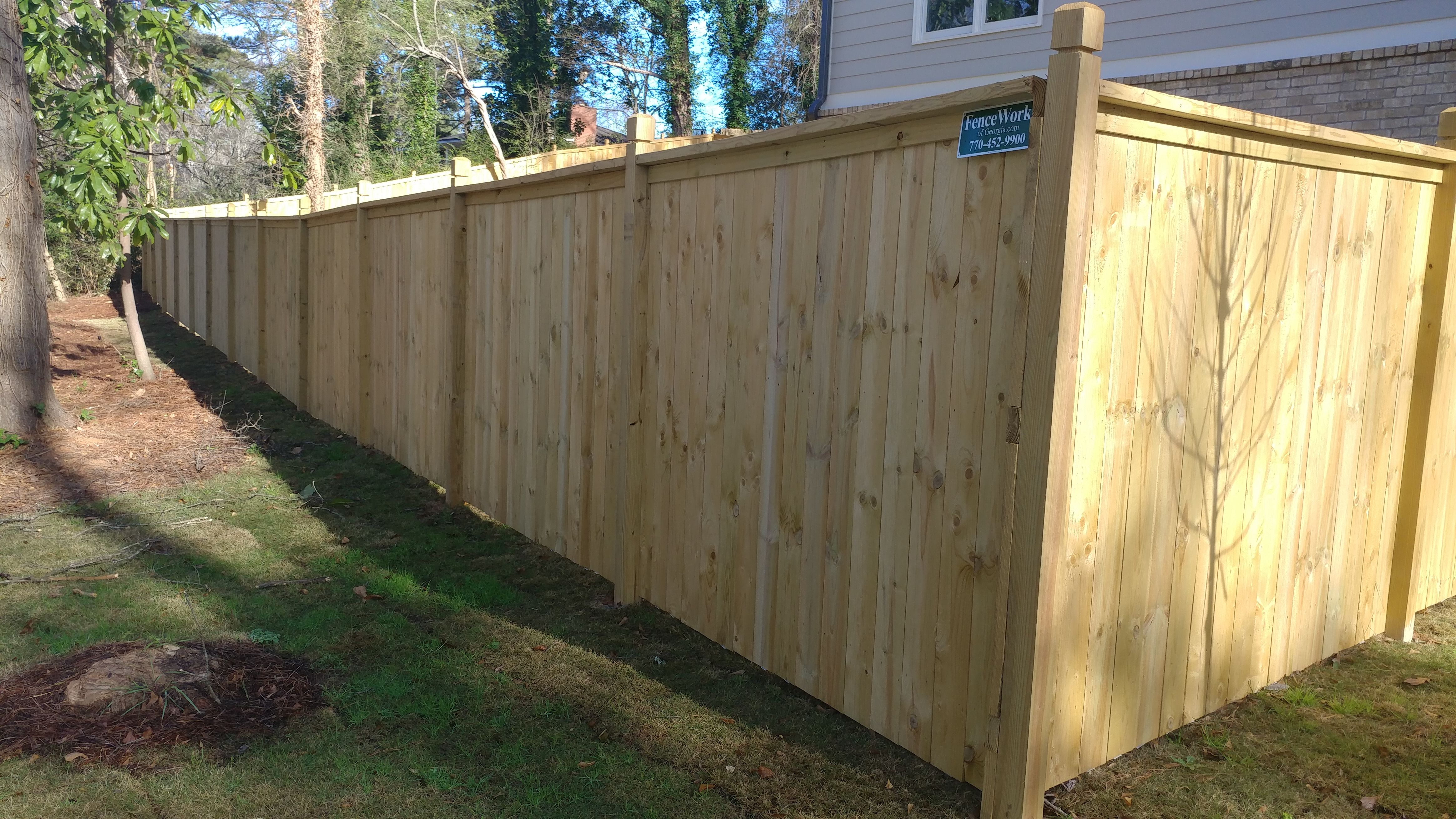 the pros and cons of a privacy fence GLVIDDI