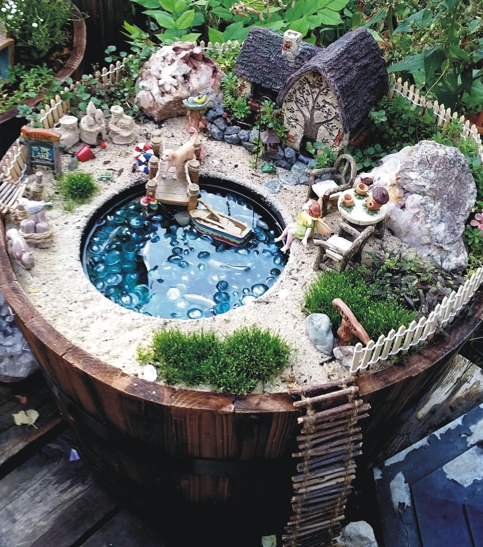 the top 50 mini-fairy garden design ideas TRWJDEU