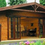 GARDEN BUILDINGS TO HELP CREATE EXTRA SPACE
