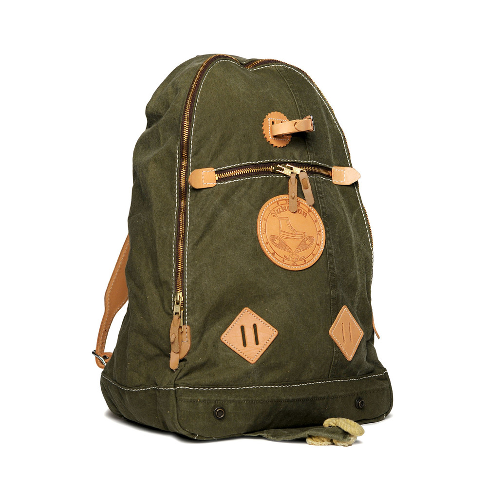 triangle back pack - us army tent ORABPJD
