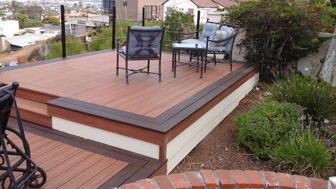 types of composite decking UCTBHAK