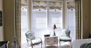 unique window treatments in master bedroom JQBGKPZ