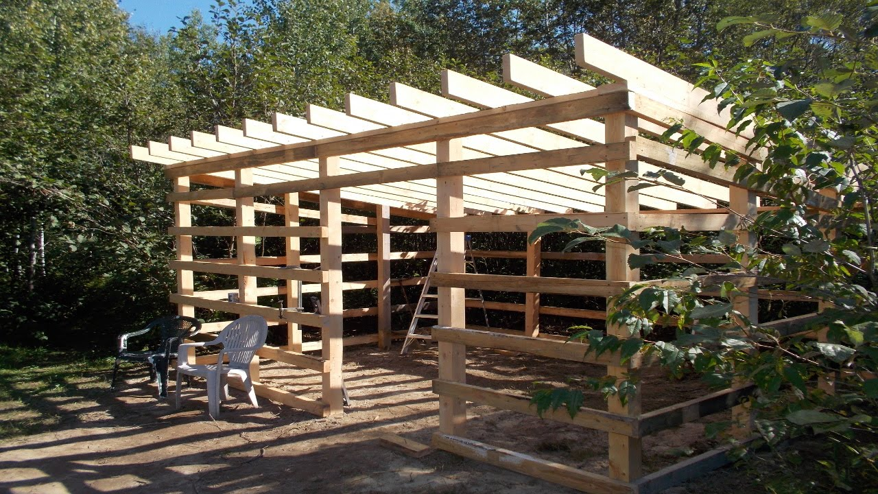 update on my wood shed build from my home made lumber - youtube TNXEJWR