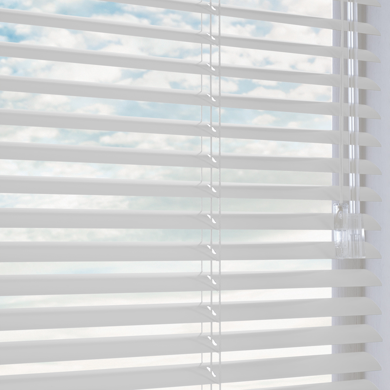 venetian blinds dawn 25 matt white t0065 venetian blind. direct blinds SCWJQTU