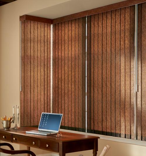 vertical blinds bali® vinyl vertical blind: premium faux wood OZUUNNF