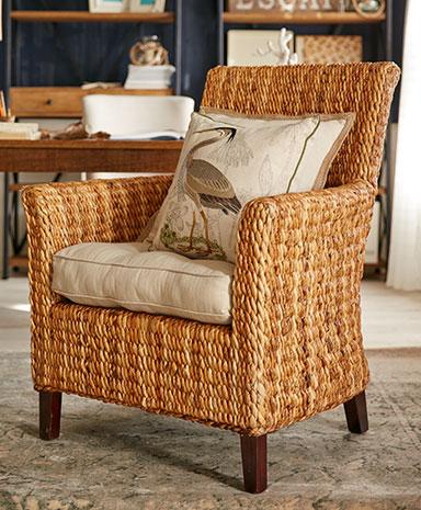 wicker furniture banana leaf PURNLLW