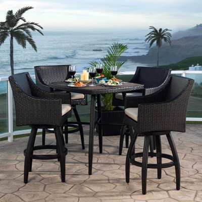 wicker patio furniture shop wicker bar furniture JKQUZOV