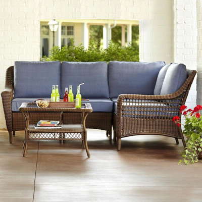 wicker patio furniture shop wicker lounge furniture CNEZUQP