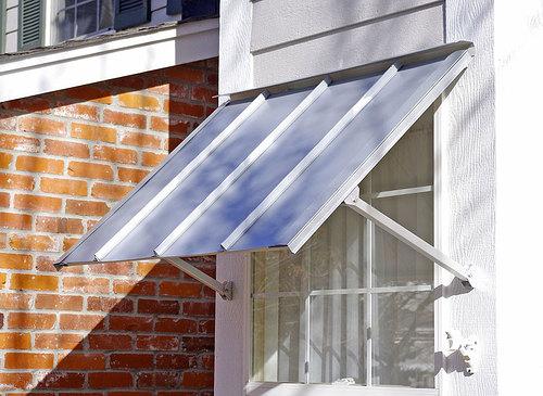 window awnings austin standing seam window awning BZCXWJY