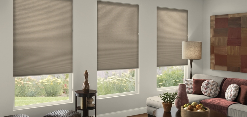 window coverings good housekeeping 3/8 inch double cell light filtering noise reducing window  coverings SZXBELD