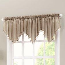 window valances, café u0026 kitchen curtains youu0027ll love | wayfair HLBKOEZ