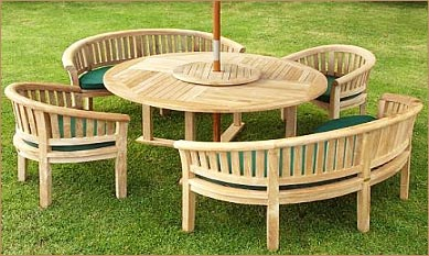 wooden garden furniture wooden-garden-furniture-6 be close to the nature by using wooden garden VWUHZYS