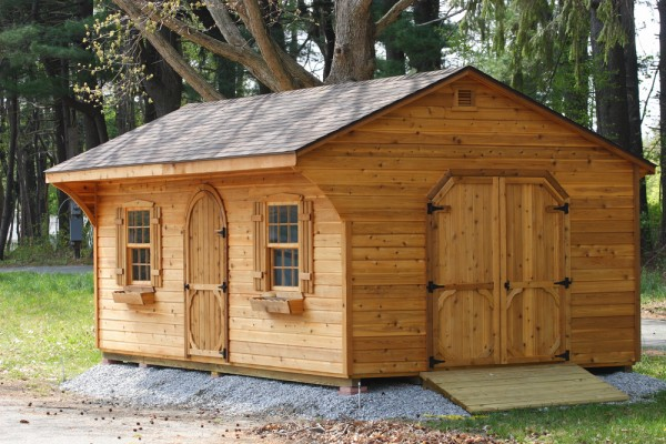 Wooden Sheds For warehousing