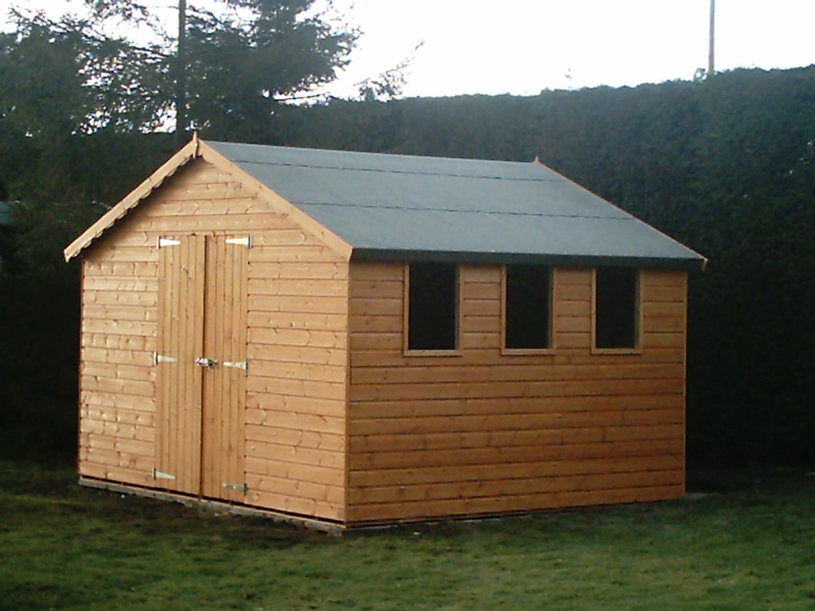 wooden sheds wooden shed WSJPADR