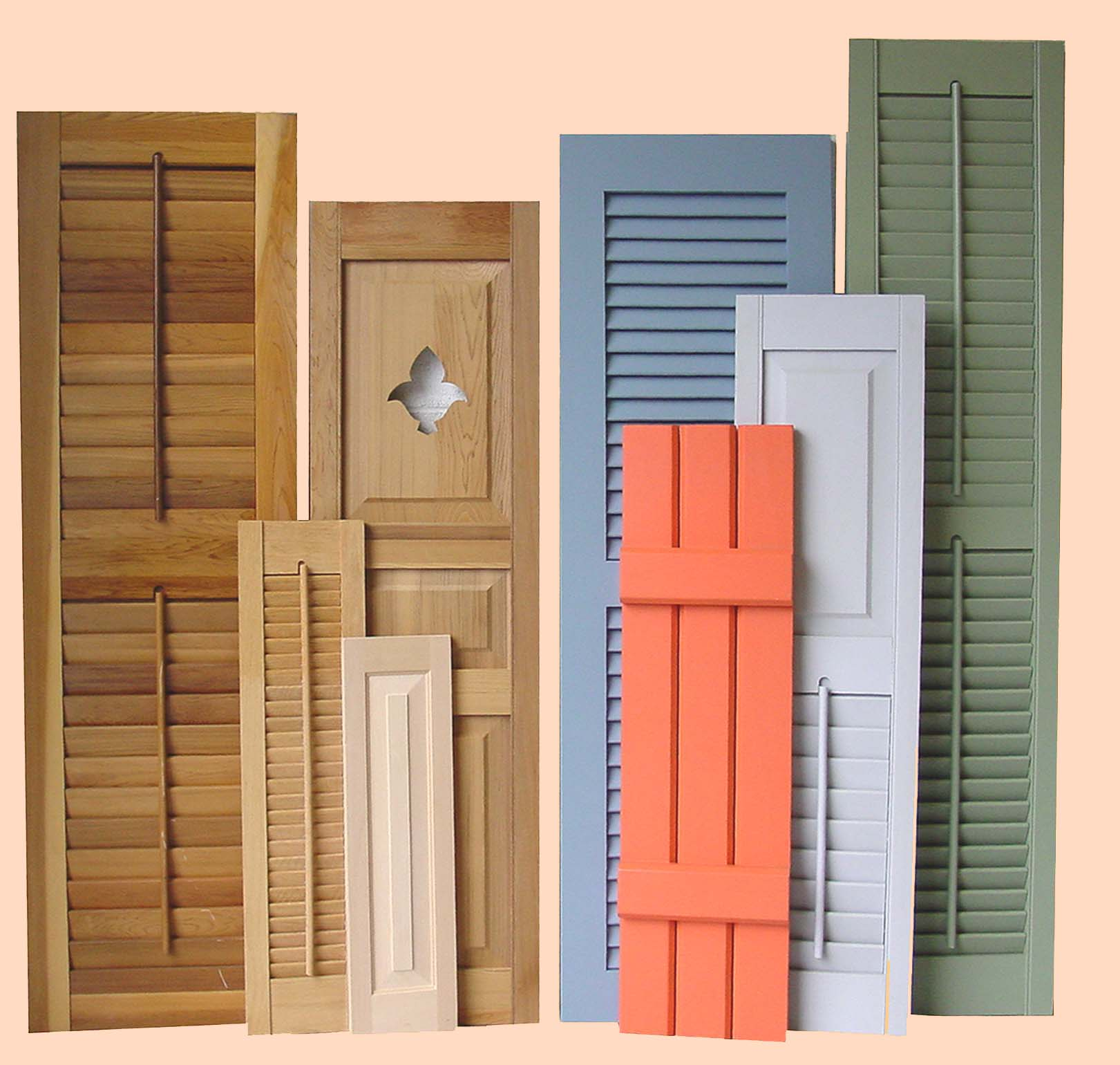 wooden shutters shuttercraft custom wood shutters madison ct BRPANEL