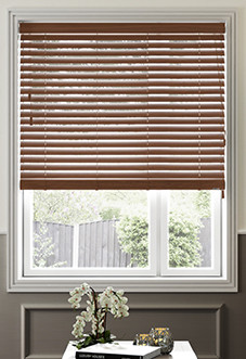 wooden venetian blinds image for ecowood, fruitwood fine grain - venetian blind ... KUMEKCR
