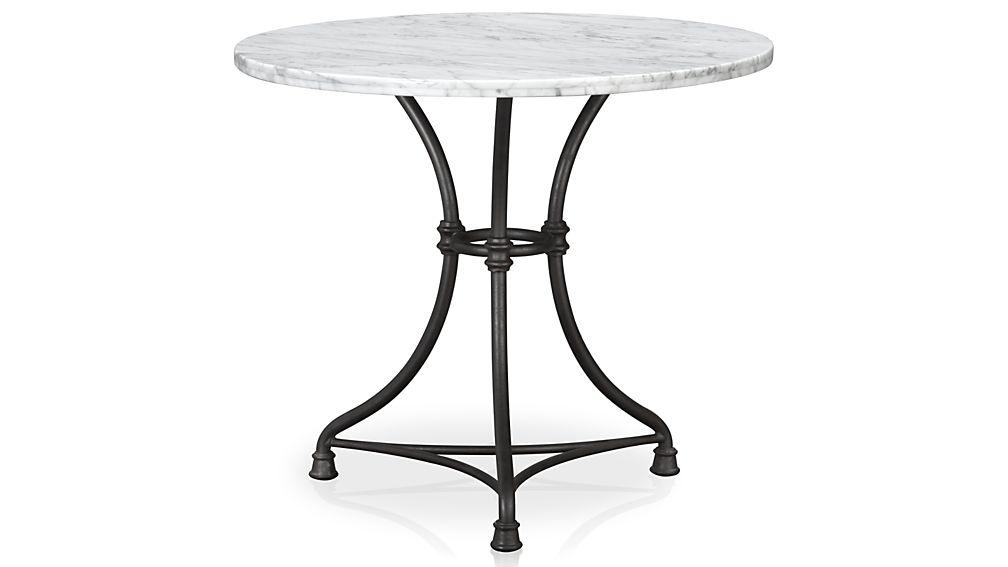 ... french kitchen round bistro table ... JARKAPH