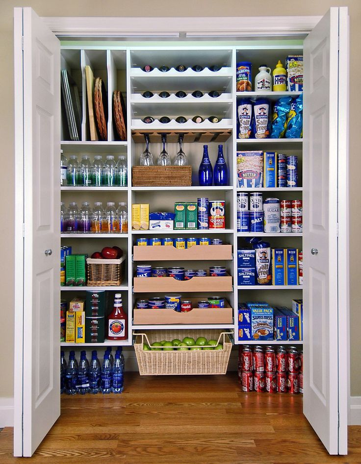 15 kitchen pantry ideas with form and function RJOXYYR